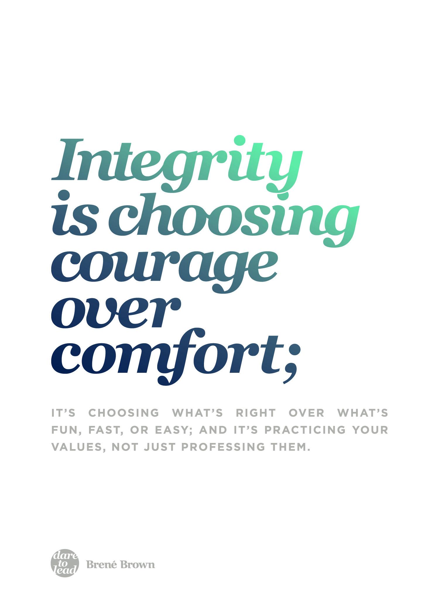 Art-Prints-Integrity-is-choosing..